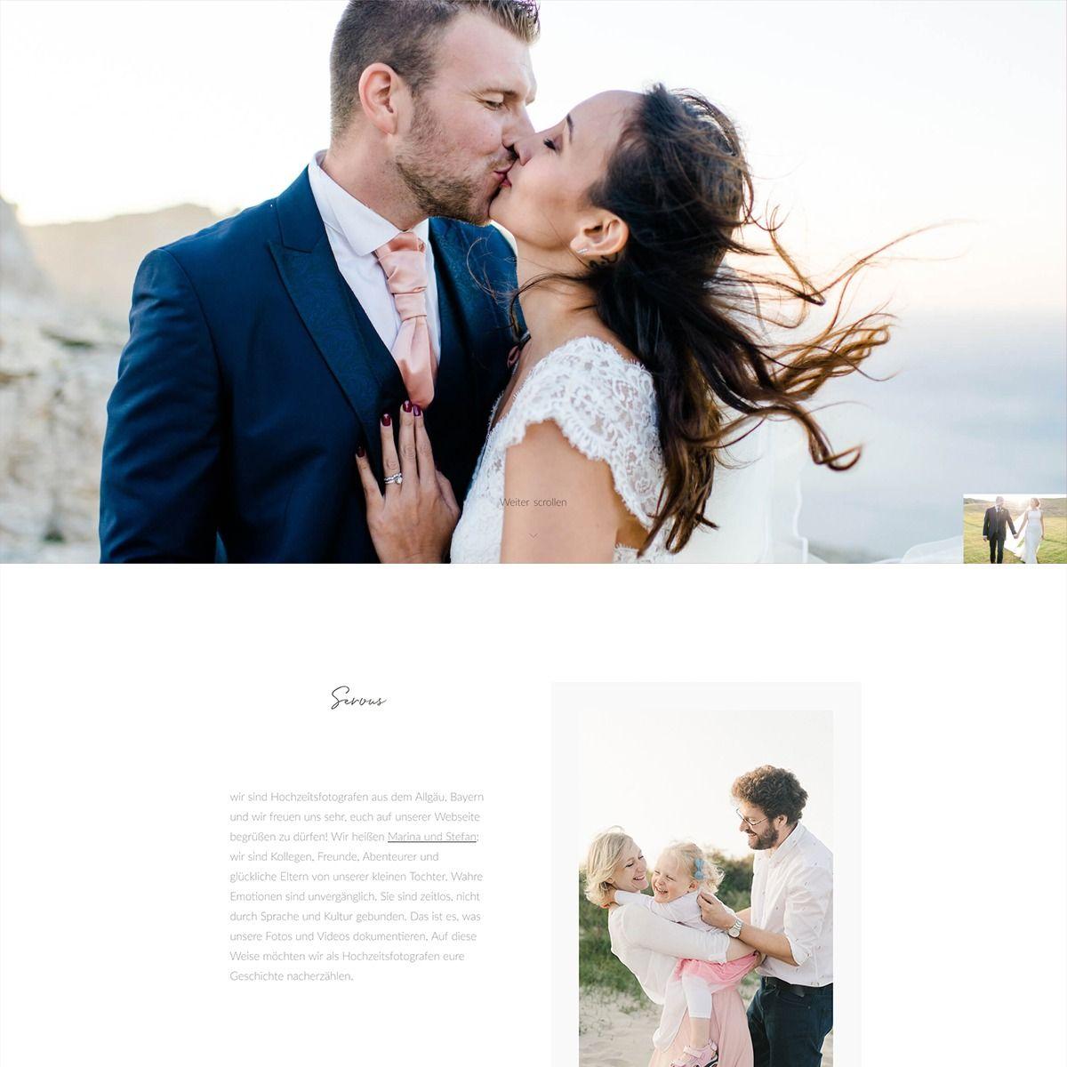 Crowd Ii Flothemes Wedding Photography Website Design Wedding Photography Website Photography Website Design