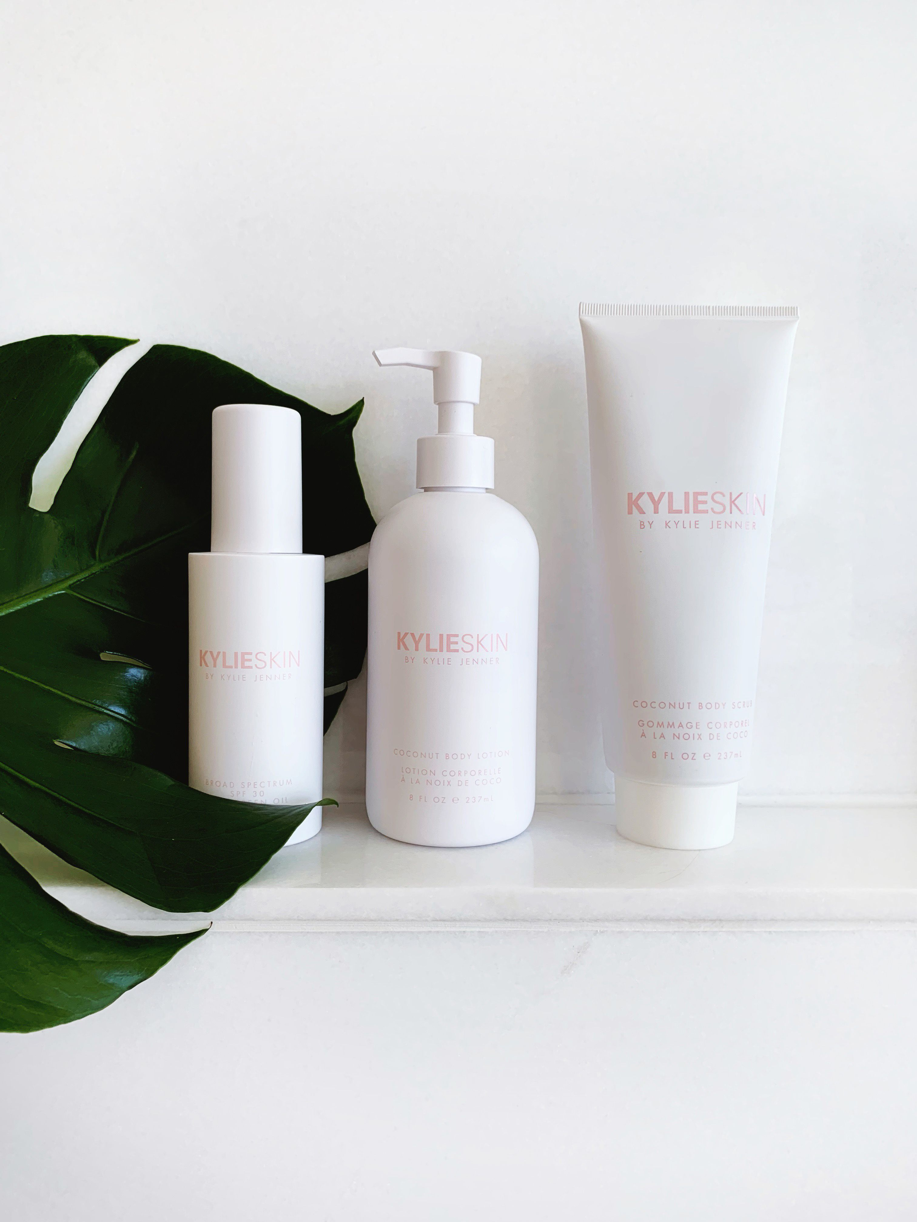Kylie Skin Body Collection Review Body care, Coconut