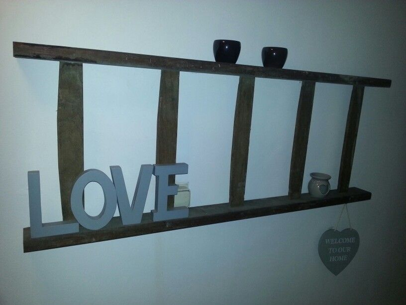 Decoratie trap cool oude houten decoratie trap with decoratie