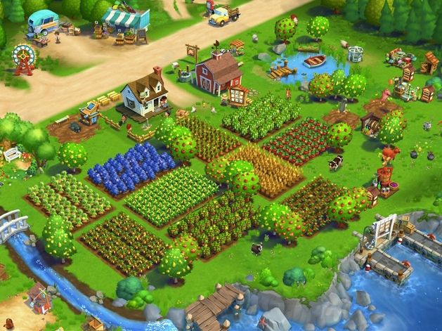 Farmville 2 country escape 2014 top 5 best tricks tips for Farmville 2 decorations
