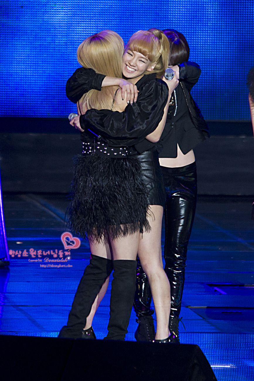 Sunny and Hyoyeon