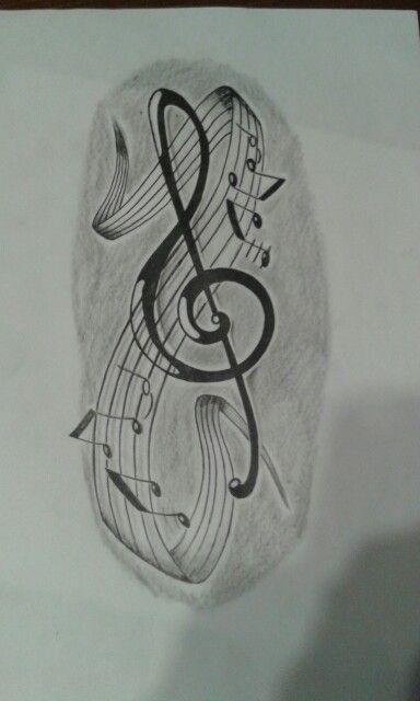 Tattoo idea for musicians