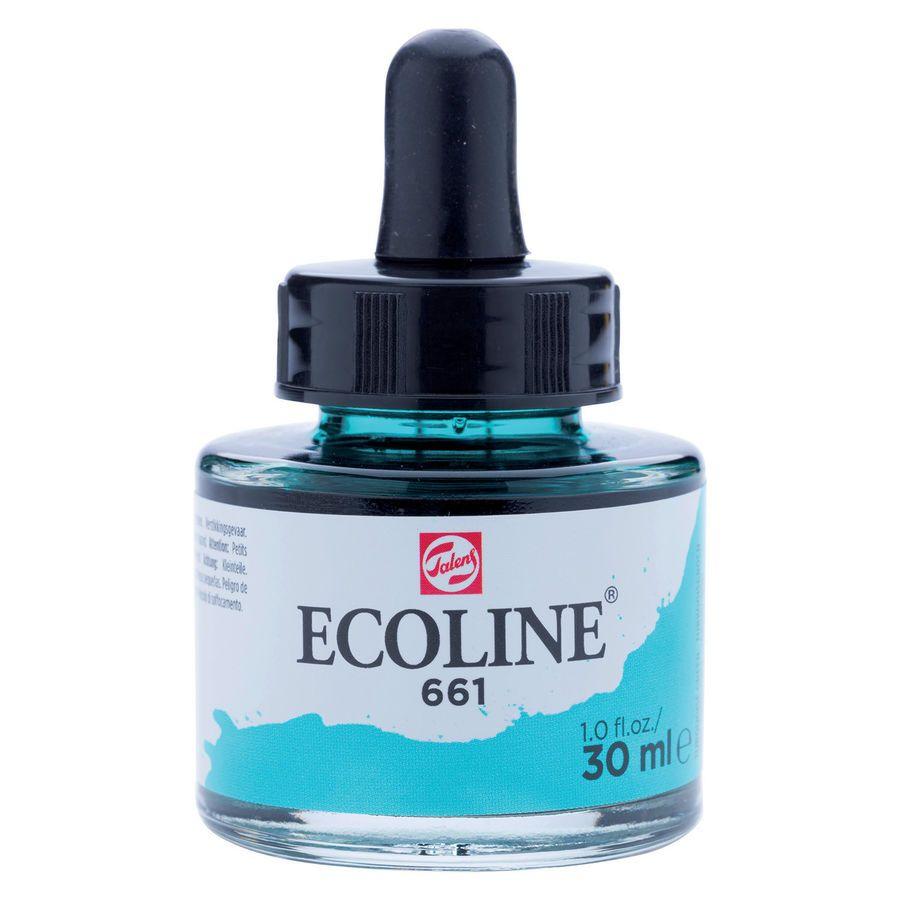 Talens Ecoline Liquid Dye Based Watercolour Paint Ink 30ml 60 Colours Available Ebay Liquid Watercolor Watercolor Royal Talens