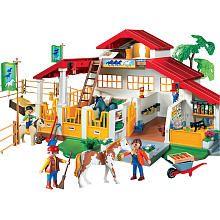 Playmobil Pony Ranch Playset Horse Farm 120 At Toys R Us Toys Playmobil Toys Pony