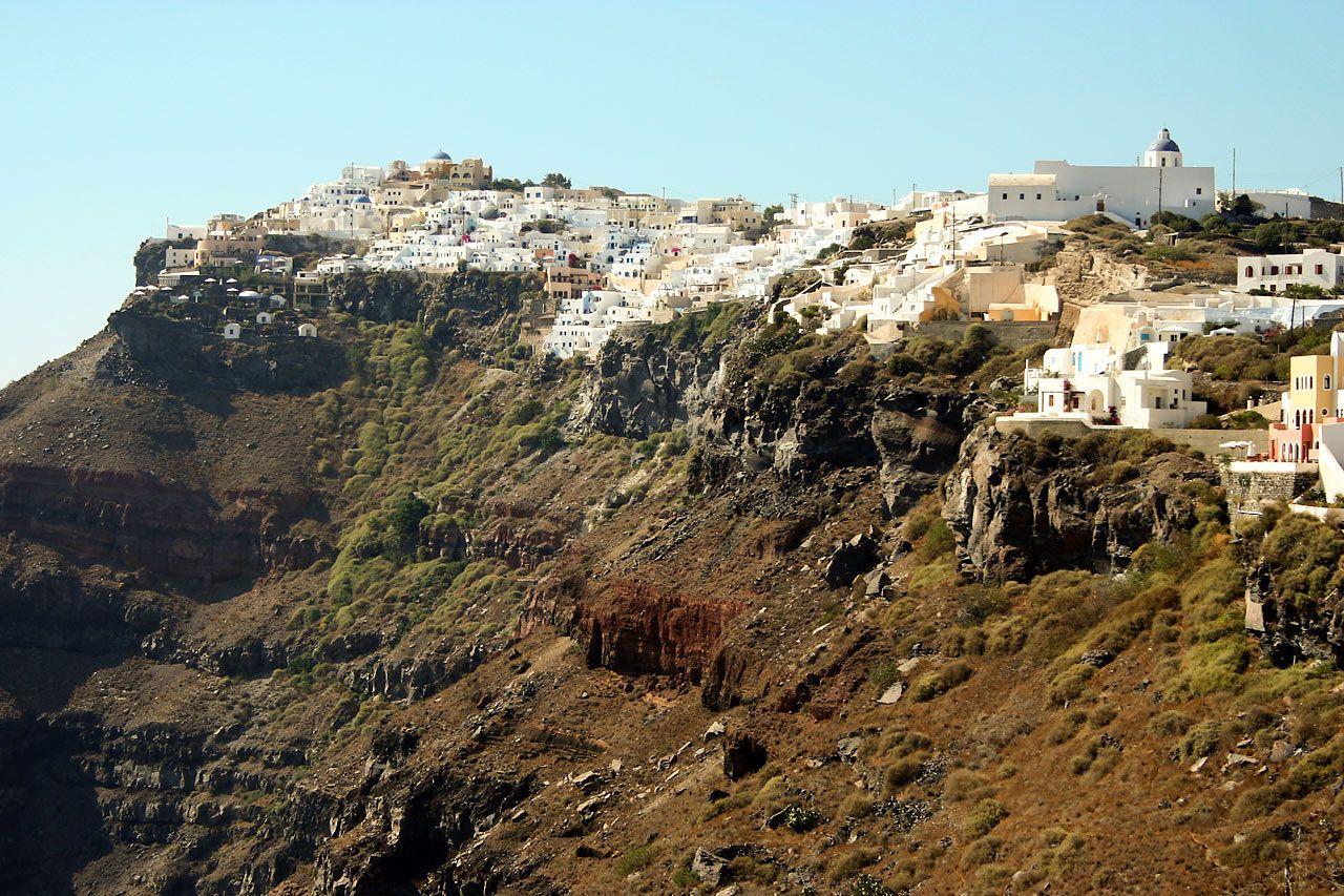 Imerovigli, Greece #tjareborg #matka #kreikka #greece #santorini