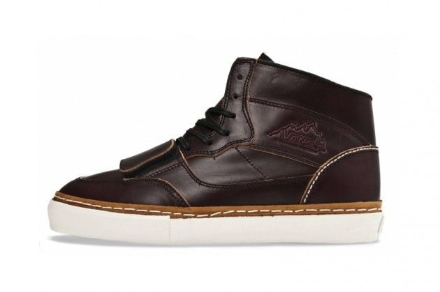 f3e93836b1 Vans Horween Leather Company Sneaker Collection---just stunning leather and  amazing uppers