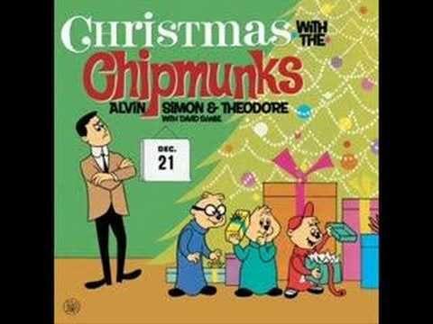 Alvin And The Chipmunks Christmas Song Original Christmas