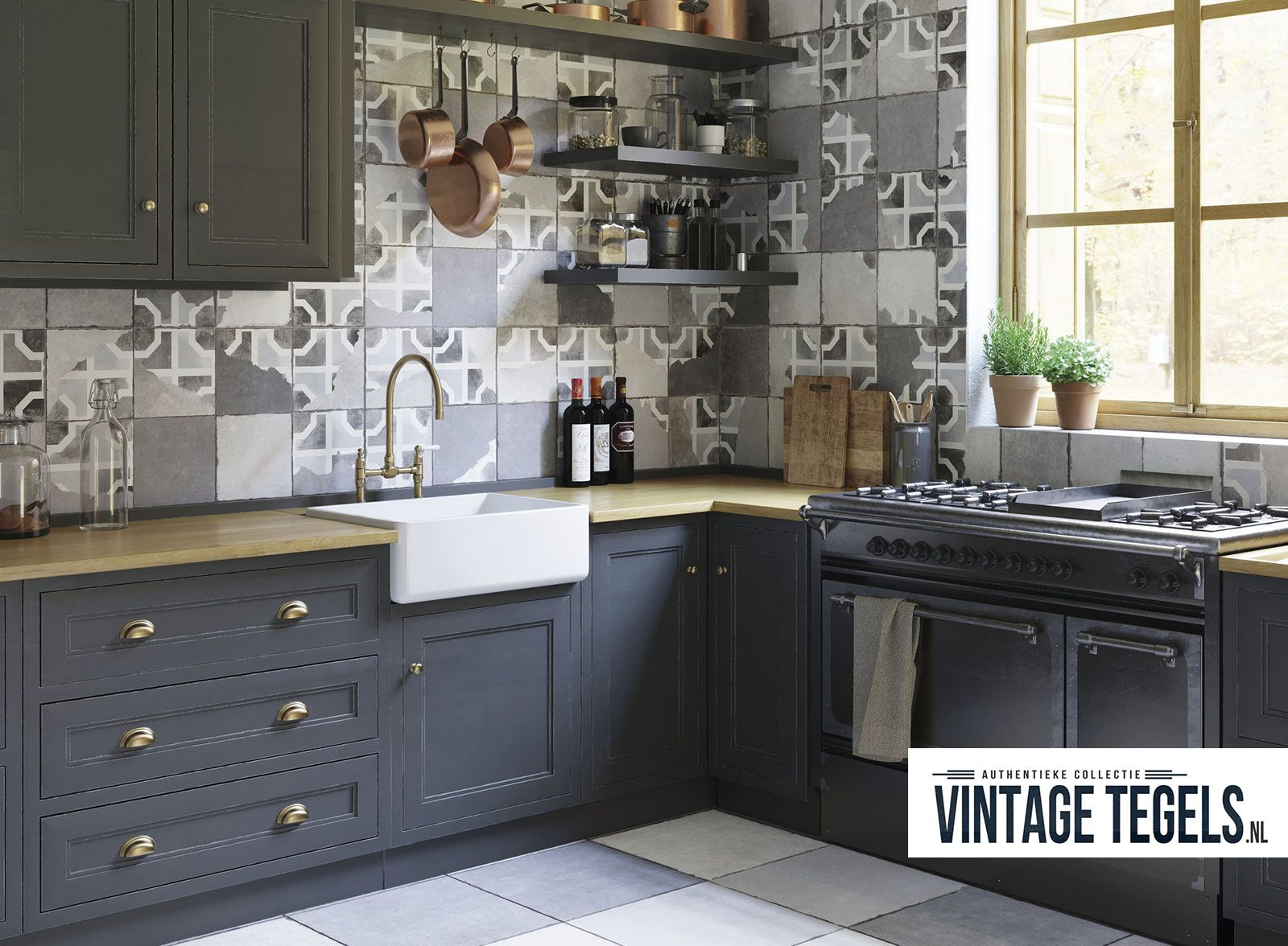 Vintage Tegels Badkamer : Vloertegel briati decor fs vintage vintage