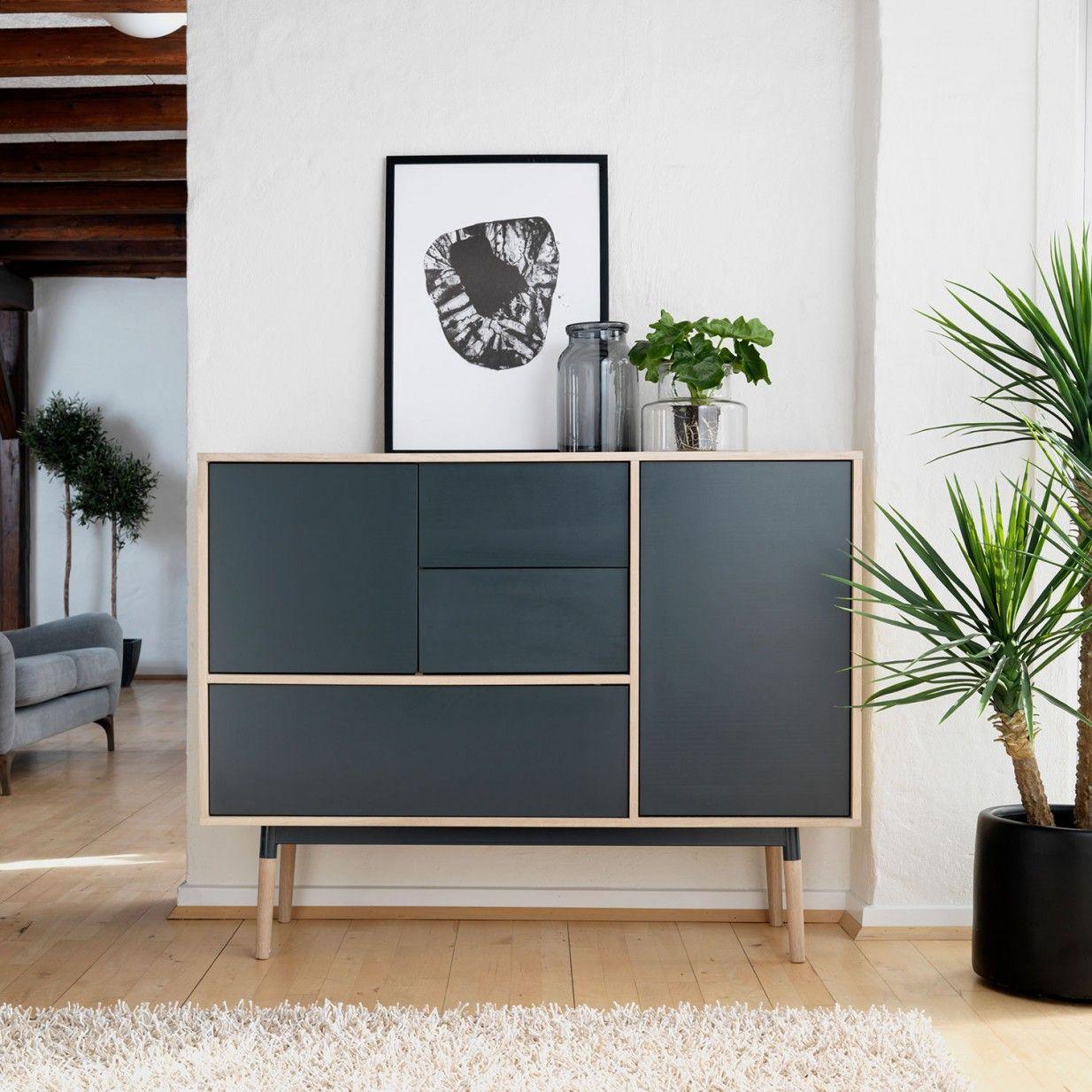 Milton Highboard Canett Furniture Interesting Living Room Living Room Storage Storage Design Living room storage cabinet