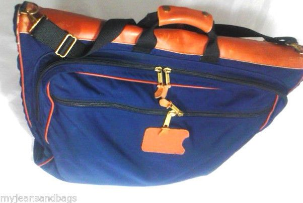 Ll Bean Garment Bag Travel Carry On Llbean 65 00
