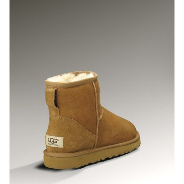 Ugg Classic Mini Boots 5854 In Chestnut Is Not Only Exquisite And Elegant Designed But Also Durable And Affordable This Ugg Boots Is A Sty Uggs Ugg Boots Boots