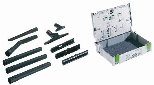 Festool 456736 Compact Cleaning Set Be sure to check
