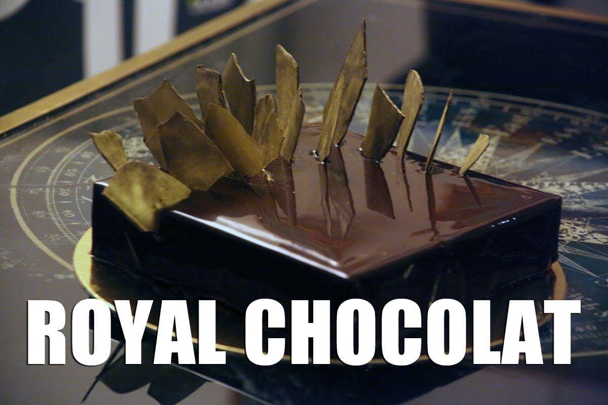 Recette du royal chocolat la cuisine de monica for La cuisine de monica