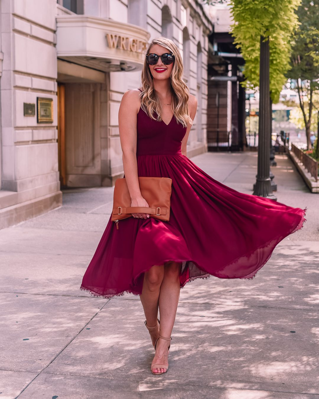 The Best Fall Wedding Guest Dresses Visions Of Vogue Wedding Guest Dress Fall Wedding Guest Dress Best Wedding Guest Dresses [ 1350 x 1080 Pixel ]