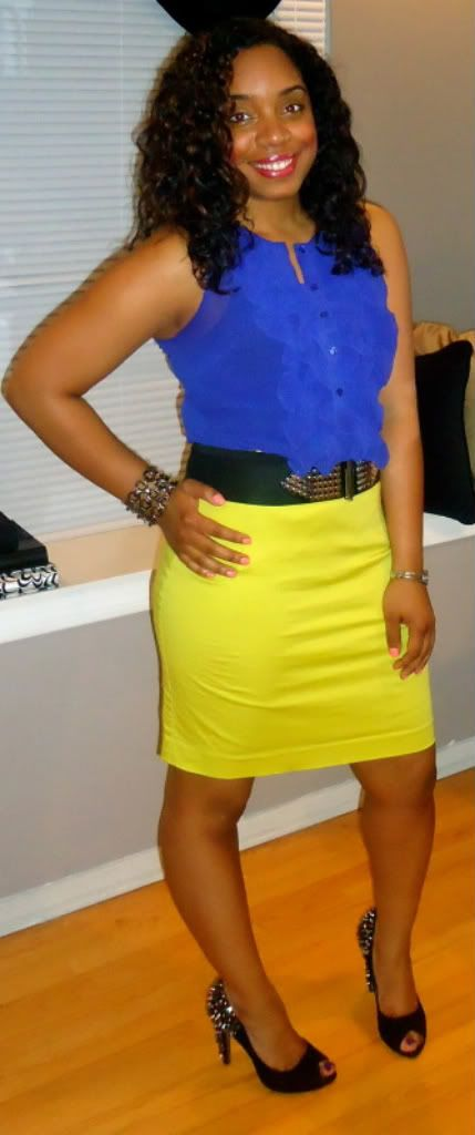 Color Blocking.... | Style, Professional outfits, Fashion