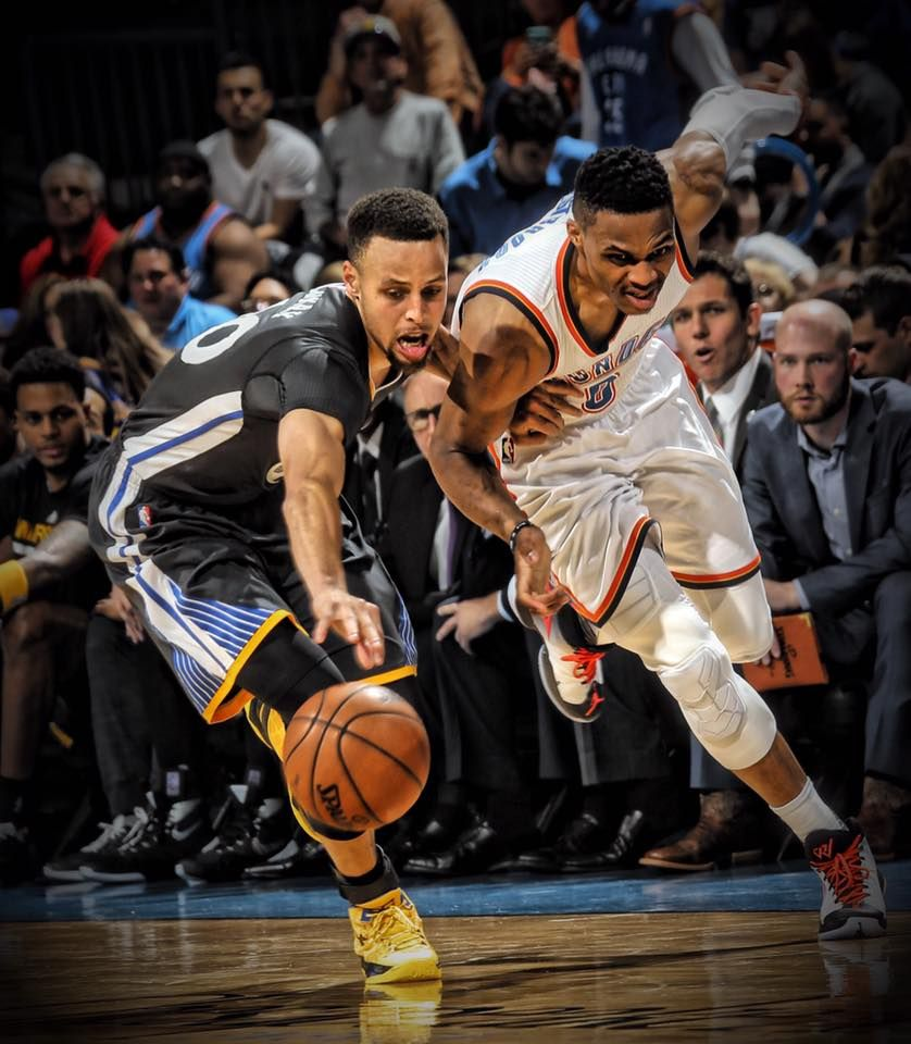 Game 1 of the WESTERN CONFERENCE FINALS between the Golden State Warriors & Oklahoma City Thunder tips off 9pm/et MONDAY NBA on TNT!