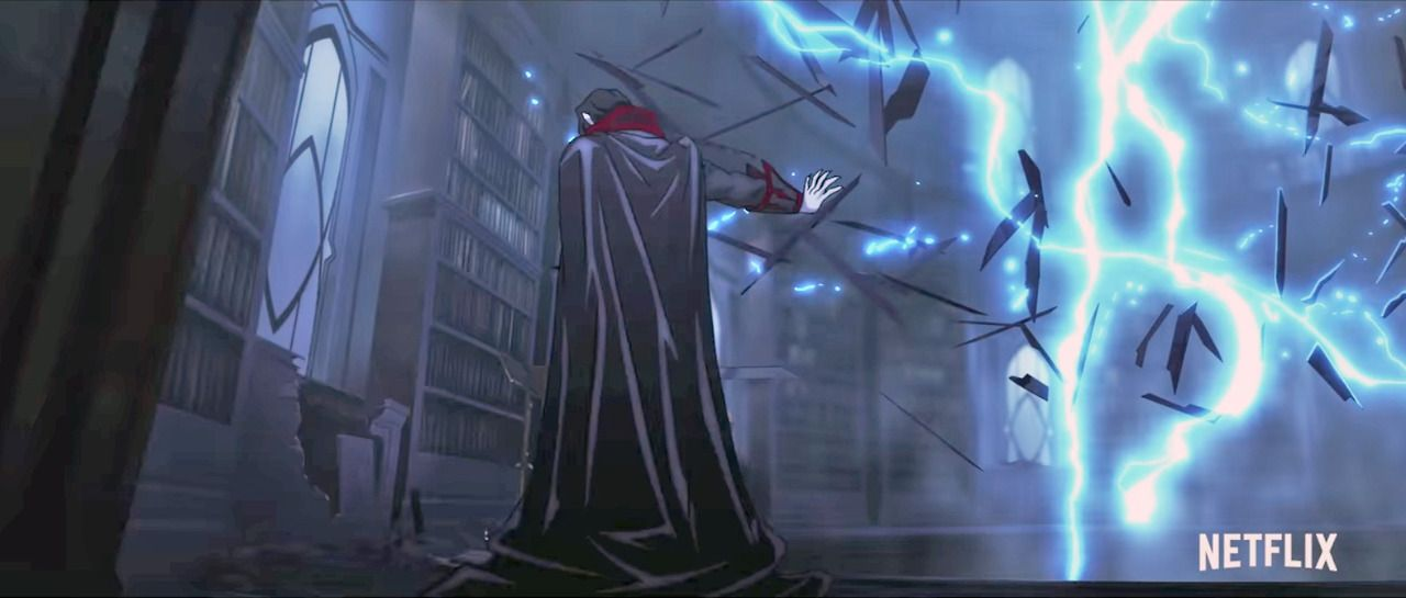 Castlevania Netflix show   Castlevania   Pinterest