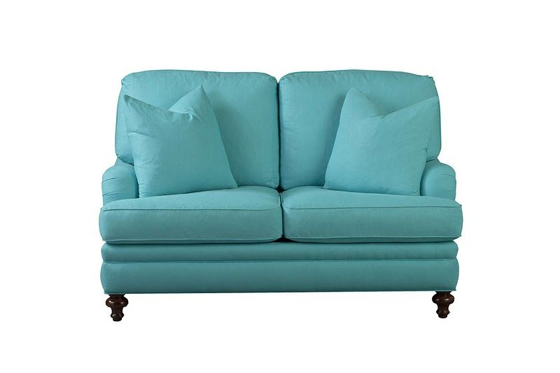 Preppy Home Sweet Home Lilly Pulitizer New Furniture Collection 2 Cococozy Love Seat Furniture Home Decor Furniture