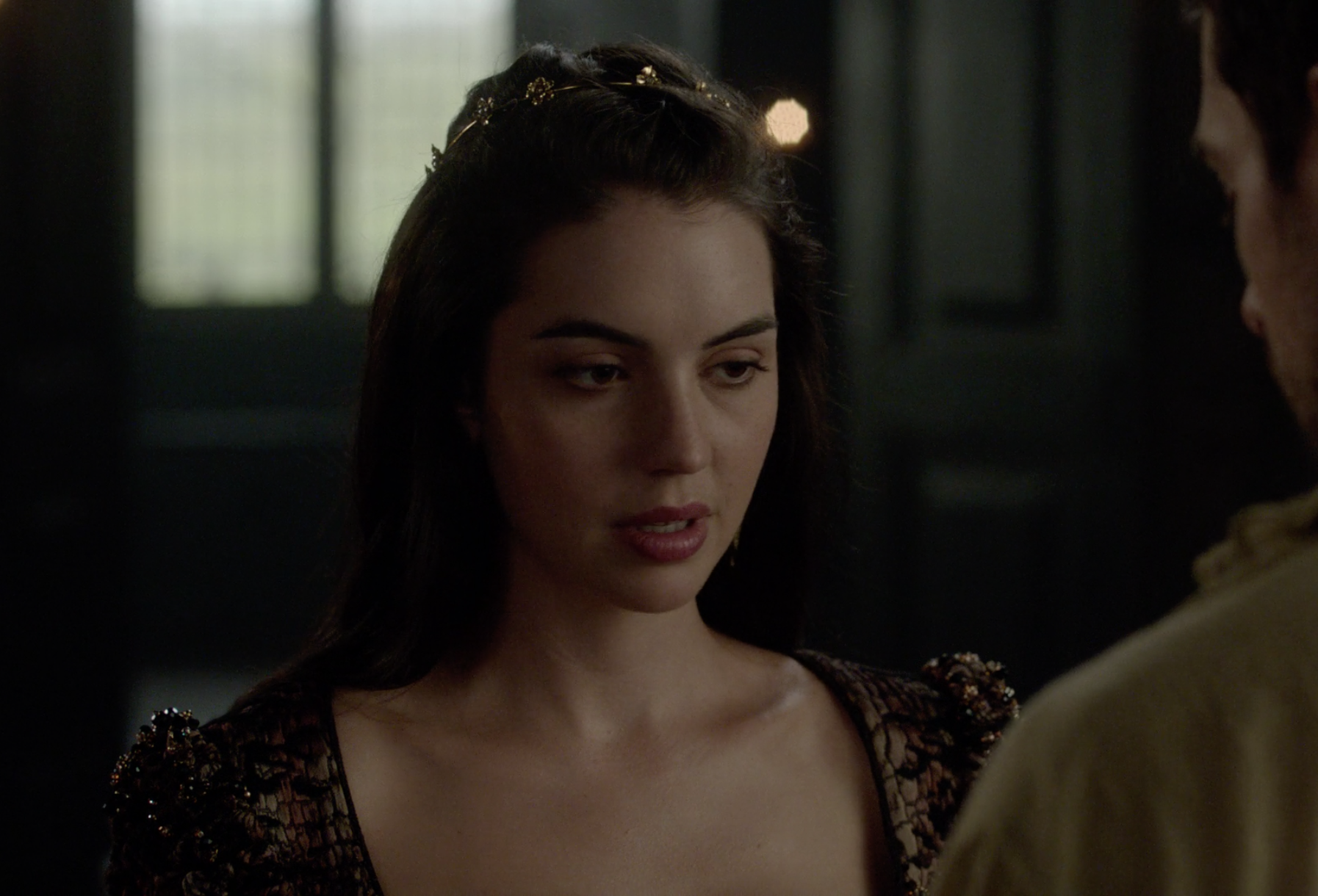 "Mary Stuart Reign ""Highland Games"" Season 4, Episode 5"