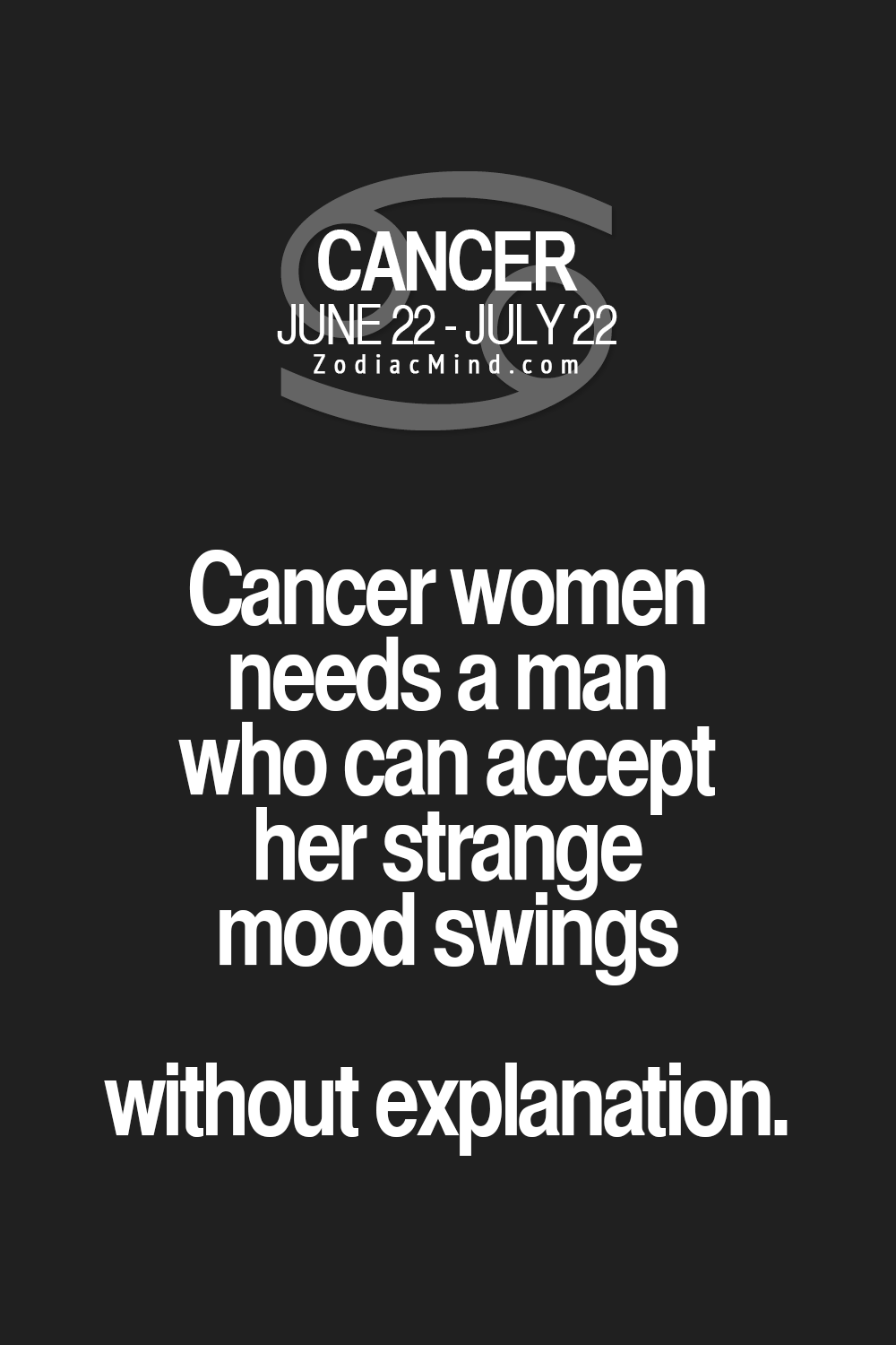 Horoscope for today Cancer - woman and man 17