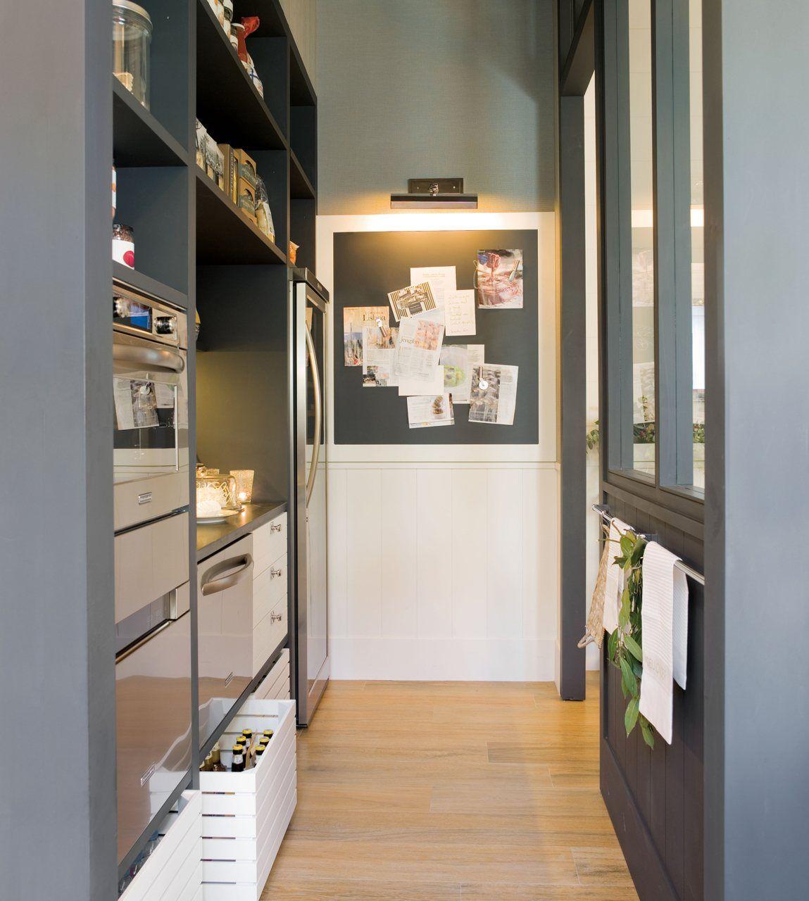 Una cocina espectacular de inspiración inglesa · ElMueble.com ...