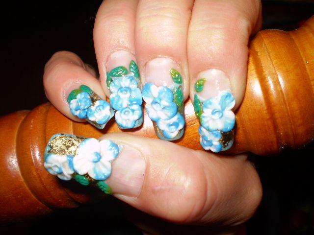3d Nail Art 3d Design Pinterest Gorgeous Nails Nail Nail And