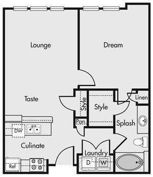 Almost the blueprint of my new apartment add a balcony and a almost the blueprint of my new apartment add a balcony and a fireplace and we malvernweather Gallery