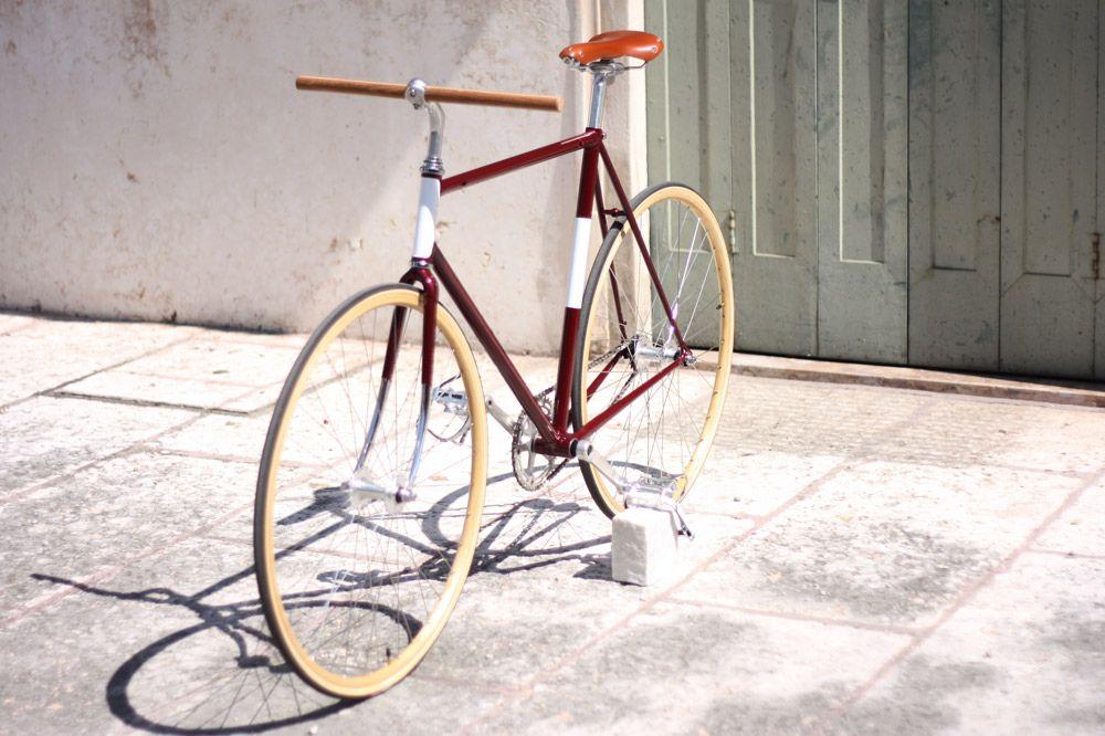 """""""Barriquata II"""" fixed gear bike - Biascagne Cicli   by Biascagne Cicli"""