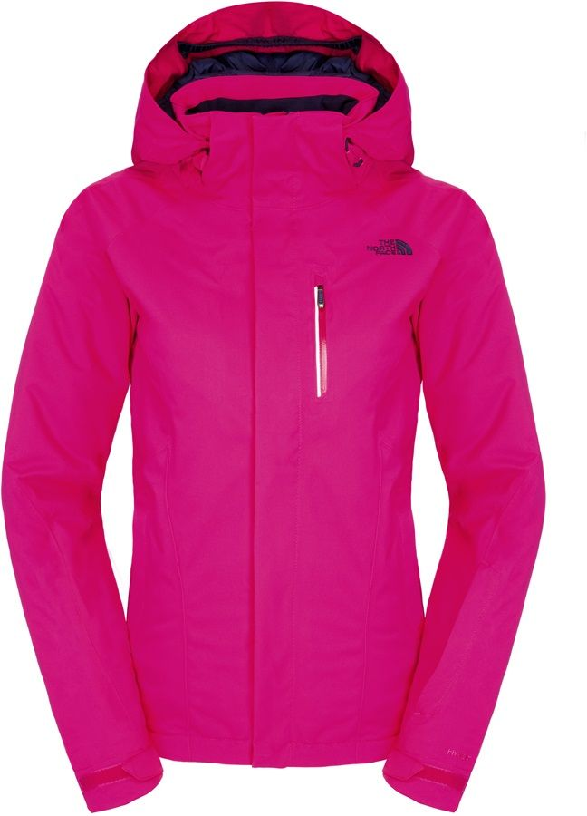 60fe13a94 The North Face JEPPESON Women's Ski/Snowboard Jacket, L, Passion ...