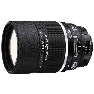 Nikon Nikkor Af 135mm F 2 D Dc Vintage Camera Lens Nikon Dslr Nikon Dslr Camera