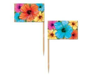 Themed toothpicks!