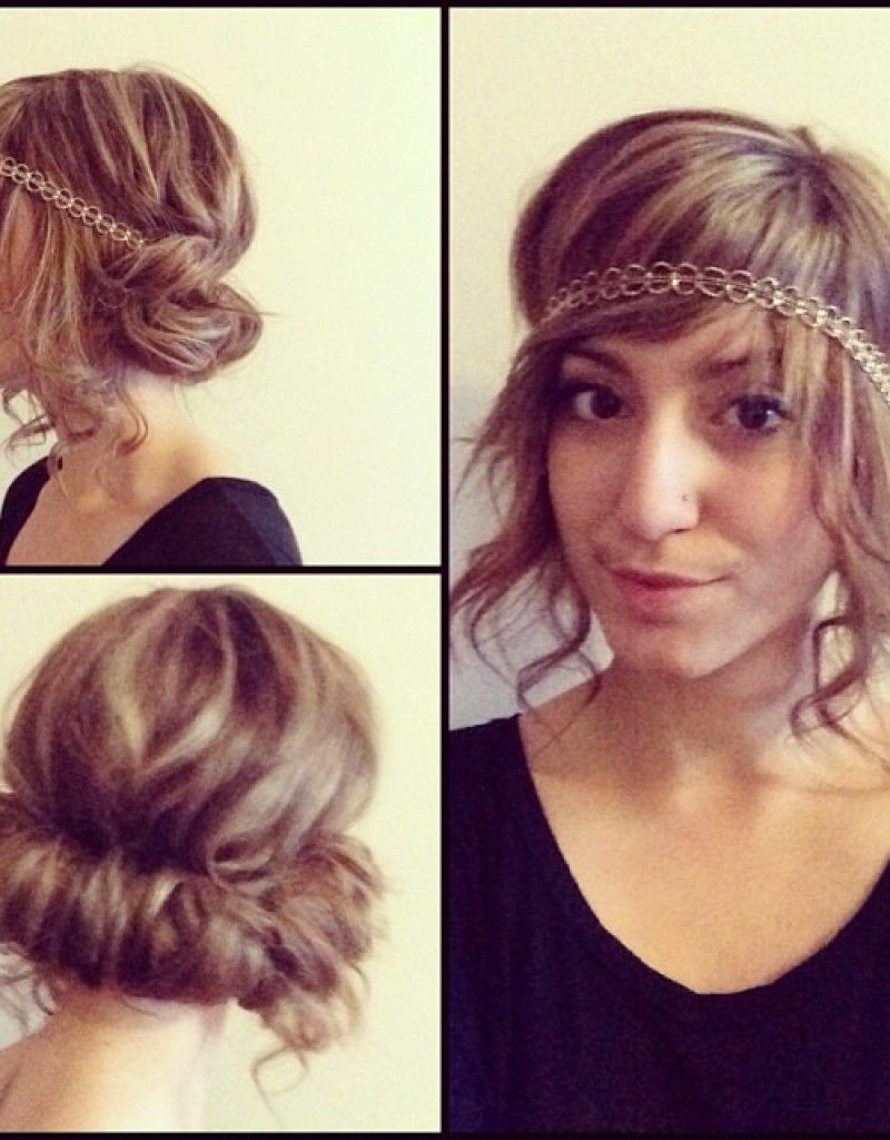 How To Do Flapper Hairstyles For Long Hair Hollywood Official 1920s Long Hair Hair Styles Flapper Hair
