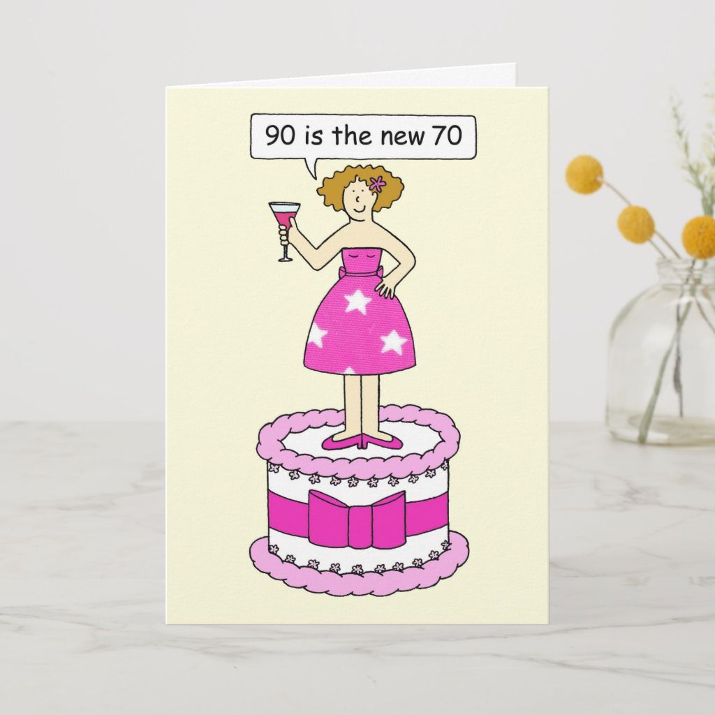 humor birthday cards for her