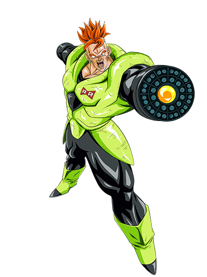 Power Unleashed Android 16 Int Sr Game Cards Dbz Space Anime Anime Engracado Dragon Ball