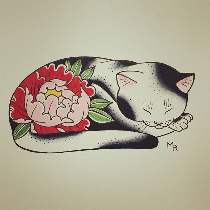 Pin By Andrea Vargas On Tattoos Japanese Tattoo Japanese Tattoo Symbols Lucky Cat Tattoo