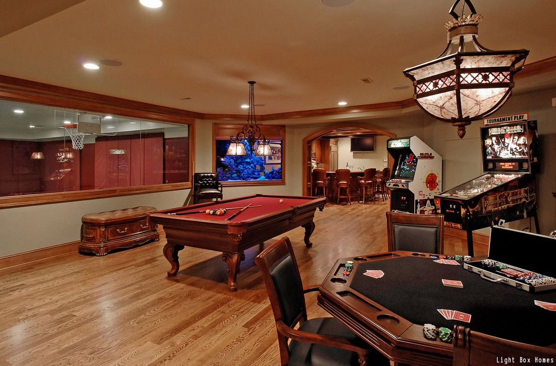 10 Must Have Items For The Ultimate Man Cave Game Room Design Game Room Basement Man Cave Home Bar