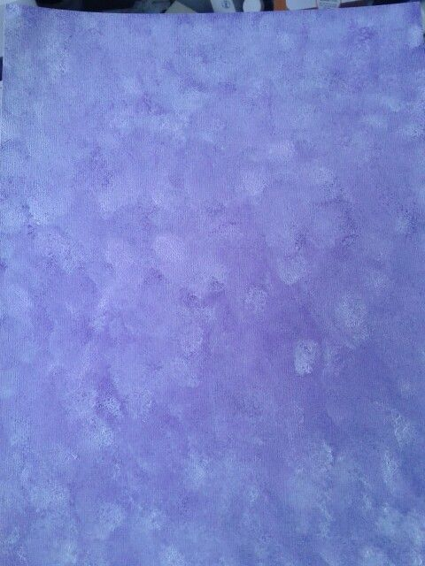 My Sponge Painted Background For Cards Just Repeated Layers Of