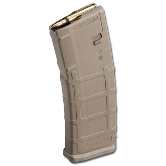 Magpul Gen 2 MOE PMAG AR-15 Magazine .223 Rem/5.56 NATO 30 Rounds Flat Dark Earth Polymer MAG571-FDE
