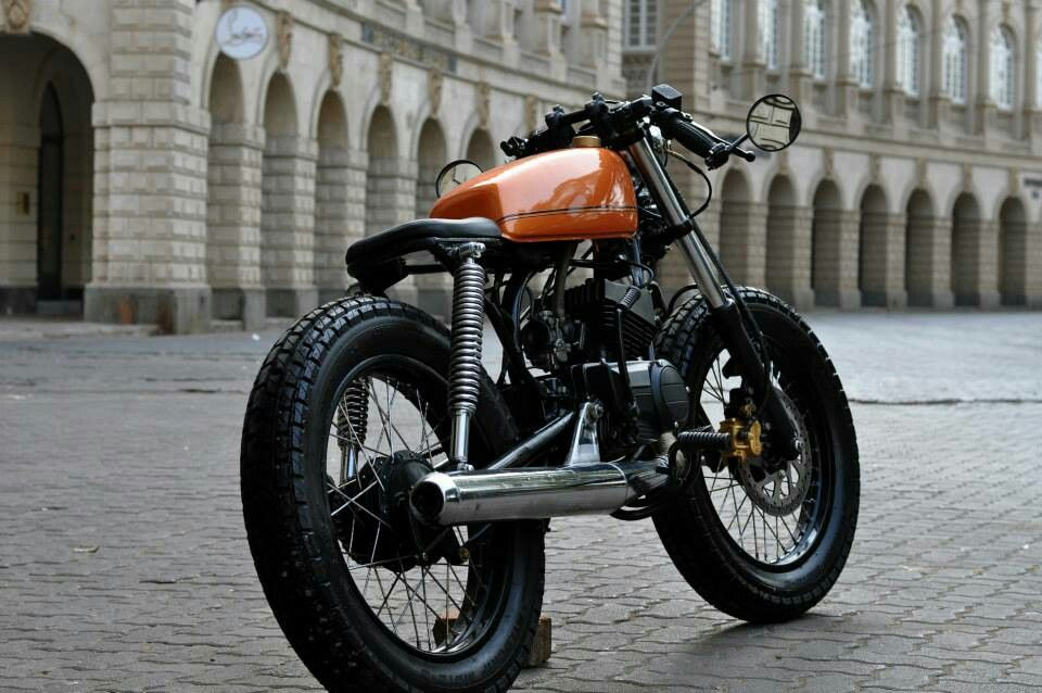 Collection Of Cafe Racers