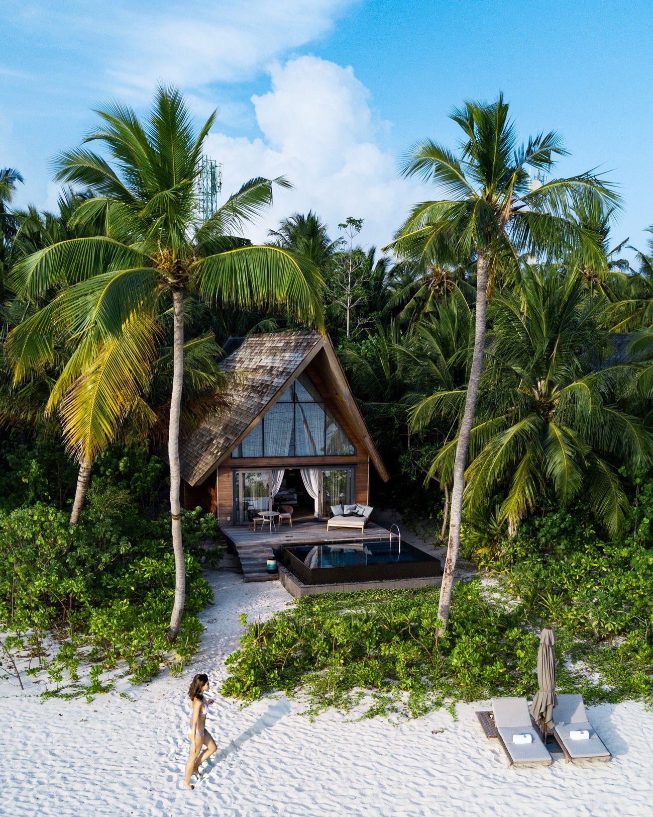 Erste Reiseeindrücke von den Malediven #strandhuis
