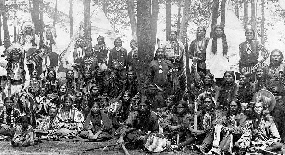 hindu single men in pawnee city Original tribal names of native north american (probably from a pawnee indian word for from tribal name (the canadian city is named after this tribe.