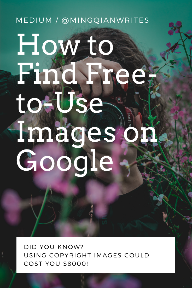 How To Find Free To Use Images On Google In 2020 Free To Use Images How To Find Out Image