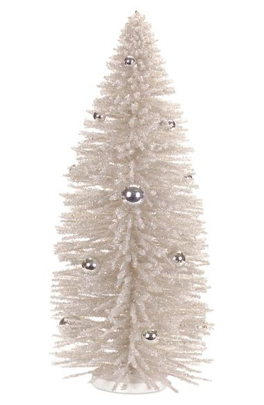 melrose gifts decorative brush tree with ornaments available at nordstrom