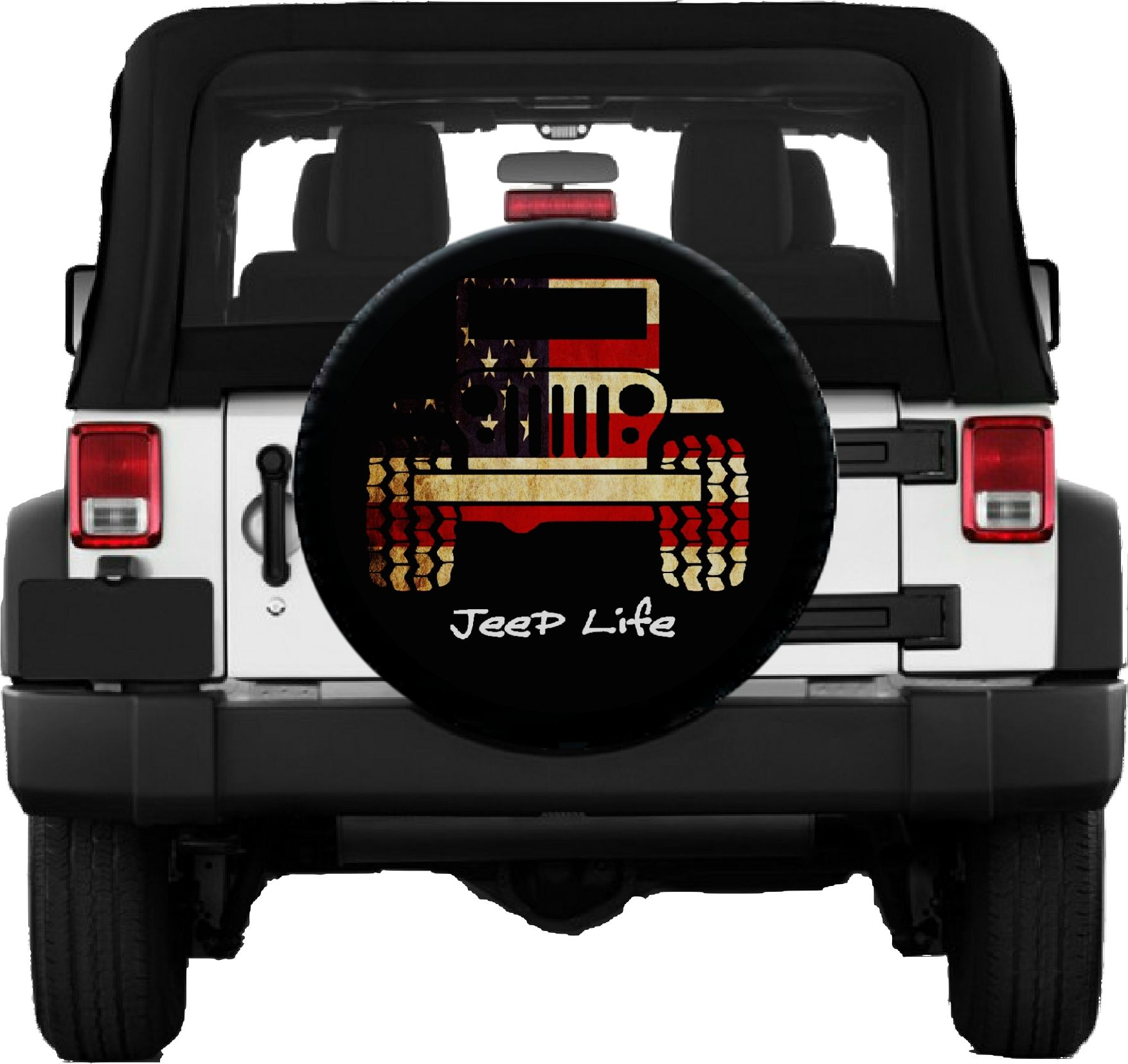 American Flag Jeep Jeep Life Jeep Tire Cover Jeep