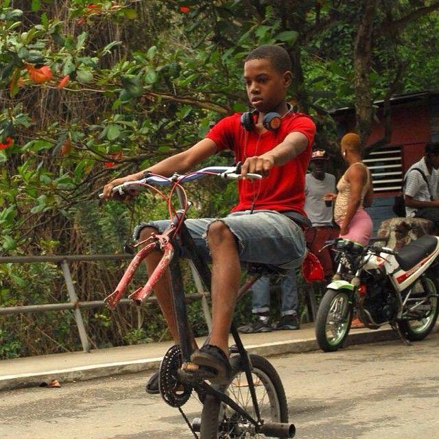 Trenchtown Kingston Jamaica Kingston Freestyle Cosmic Boy