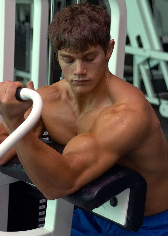 MuscleVision | Young muscle | Pinterest | Interesting