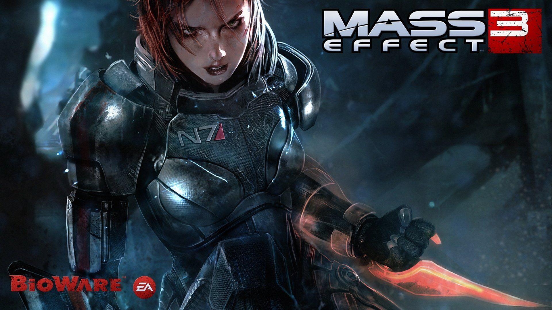 1920x1080 Mass Effect 3 Wallpaper Background Image. View