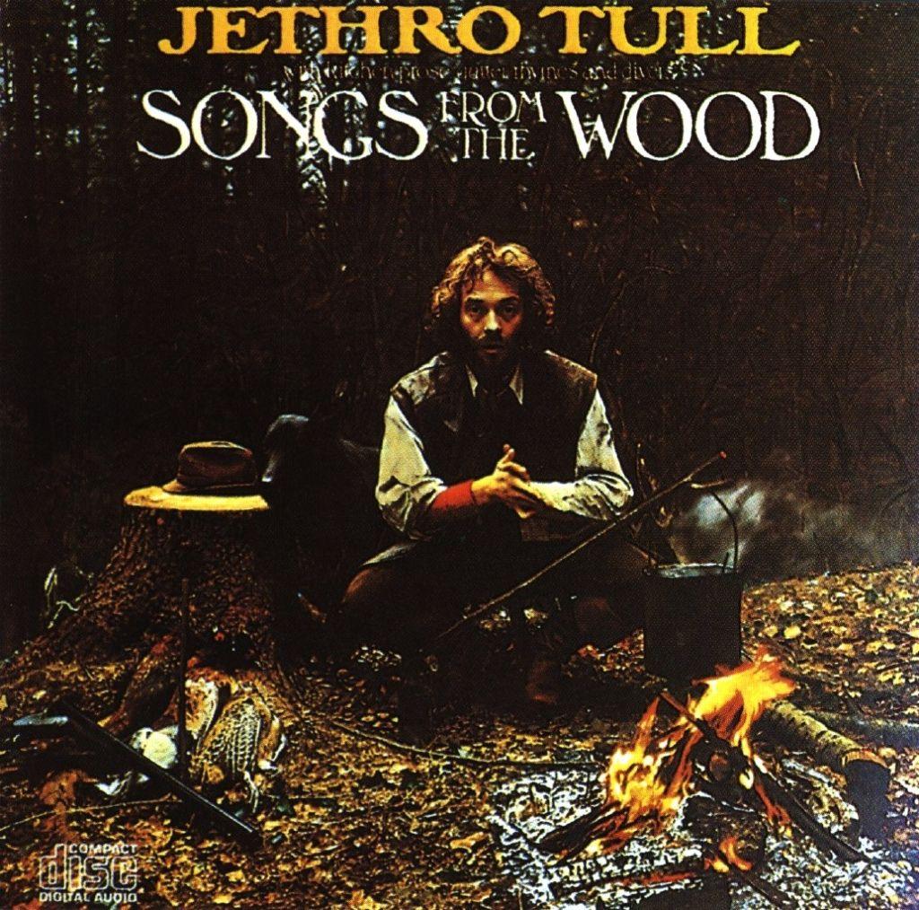 Jethro Tull | Songs from the Wood | 1977 | Music | Pinterest | Album ...