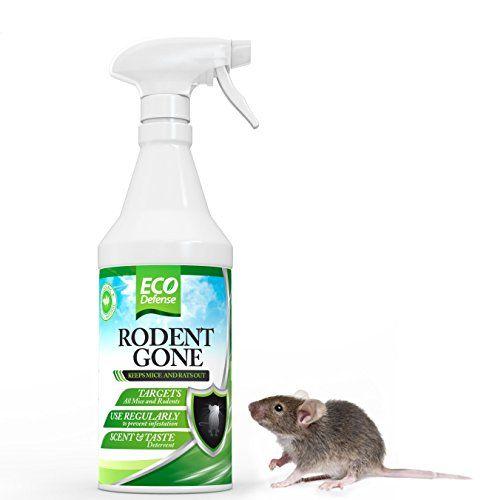 Eco Defense Mice Repellent Humane Pest Control