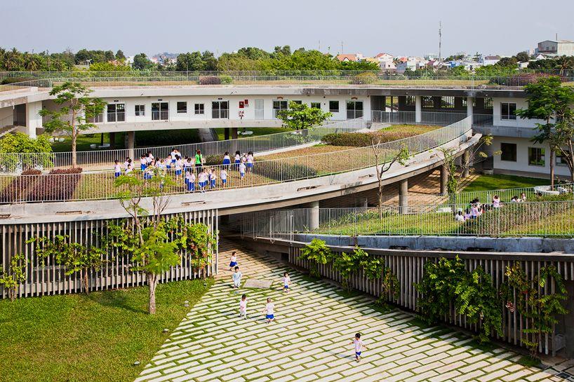 Best Vo Trong Nghia Spirals Farming Kindergarten In Vietnam 400 x 300